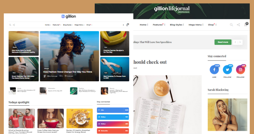 review group, gillion