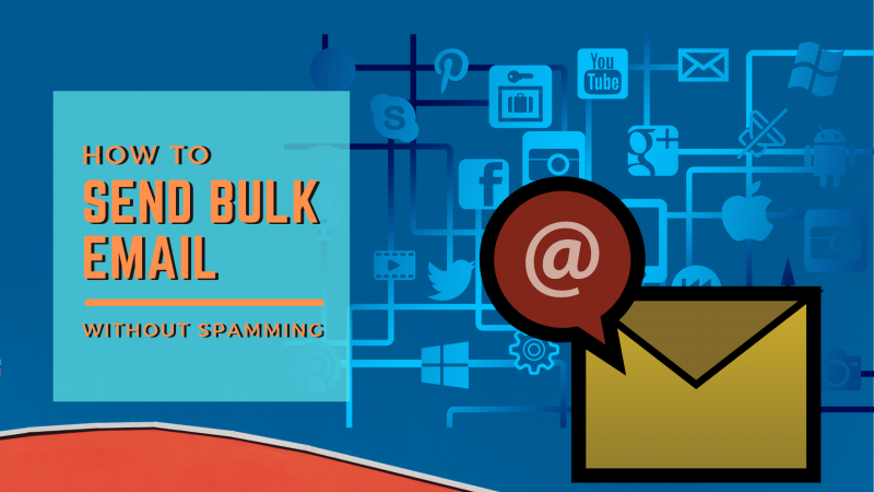 how to send bulk email without spamming